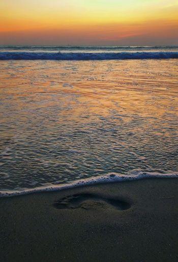 Sea shore Water