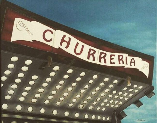 Detodounpoco Churreria Churros Fiestss