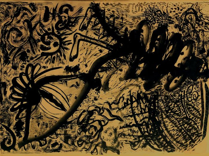 Ink Drawing Painting Art Rehease