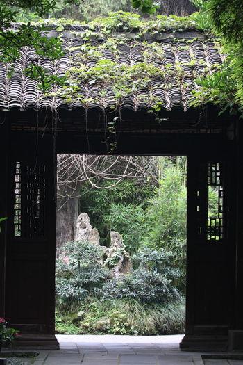 杜甫草堂 Chengdu China Hello World Hi! My City