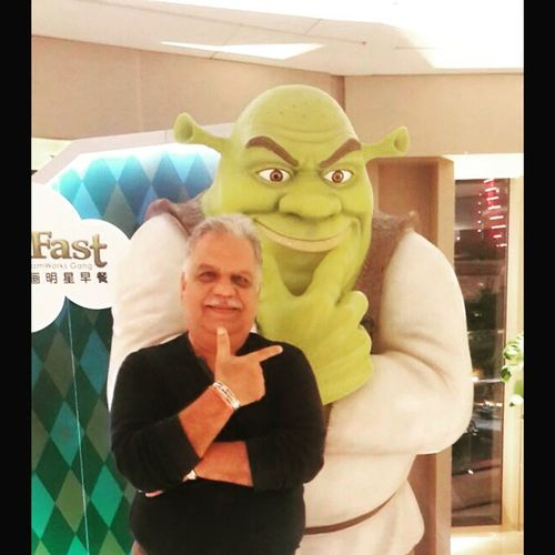 Happy father's day Fathersday Shrek Favperson Awesomedad brother dude stud myidol hero thebestpersonever alwaysstaythesame godblessualways loadsoflove poser loveyou thankyoudad shownmetheworld happiness loveyousomuch macau venetian memories vacationscenes dad god angel buddy swagger dependable attentiongiver