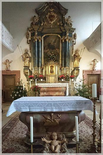 EyeEm Deutschland Hello World Klosterkirche Christmastime Wallfahrtskirche Schmerlenbach