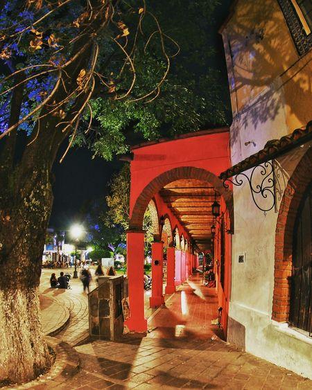 Tlaquepaque Tlaquepaque Art Pueblito Archs Colorfull Long Exposure Gdlestradicional Gdl Nocturno GDL MEXICO Gdl Photoadict Edsonulloa photography