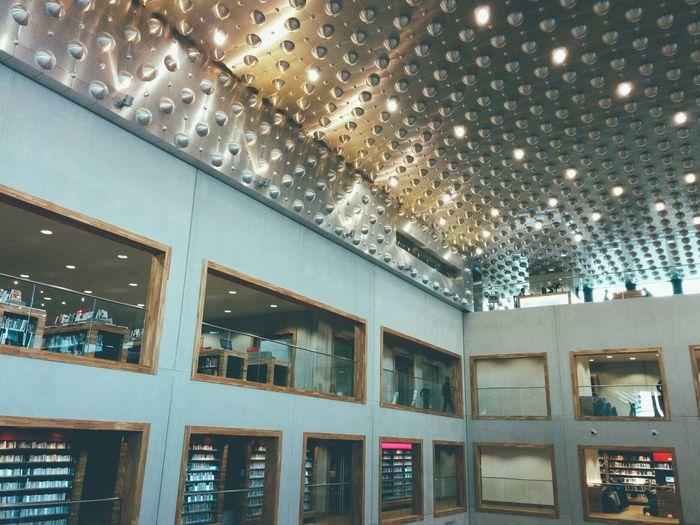 Library. Amersfoort Library Eemhuis