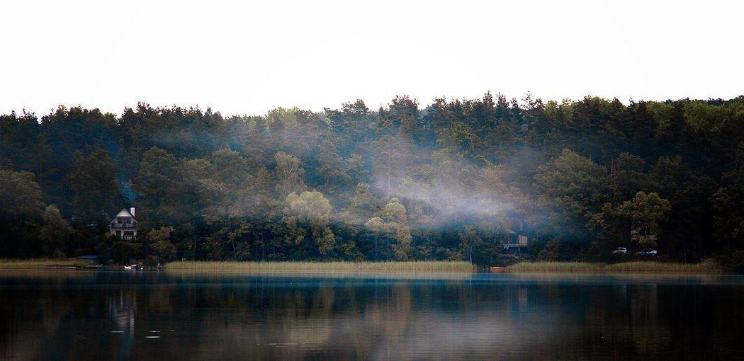 Nature Water Poland Lake Beauty In Nature Mazury