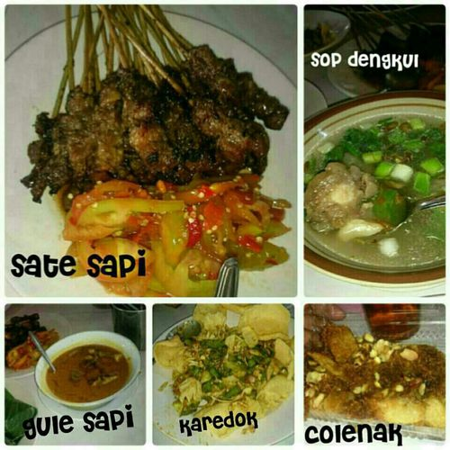 Let me show you Indonesian foods OpenEdit Popular Lunch Kulinerindonesia Travelling Foodporn Foodlover IndonesiaCuisine Delicious Yummy