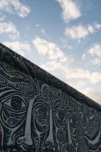 Berlin Historical Sights VSCO Vscocam East Side Gallery Discover Berlin
