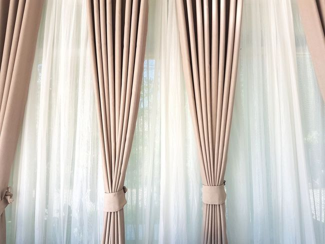 Curtain Full Frame Drapes  Day No People Nature Indoors