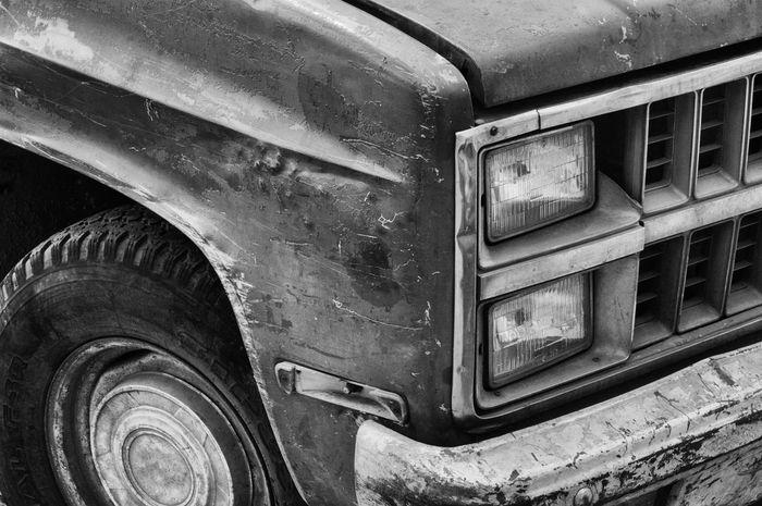 Cars Old Van Close-up Land Vehicle Tire Transportation Vehicle Wheel