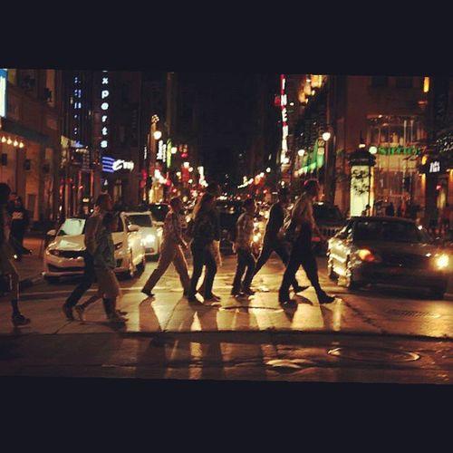 Scene it all. Mtlcrosswalk Abbeyroadremake Beatles