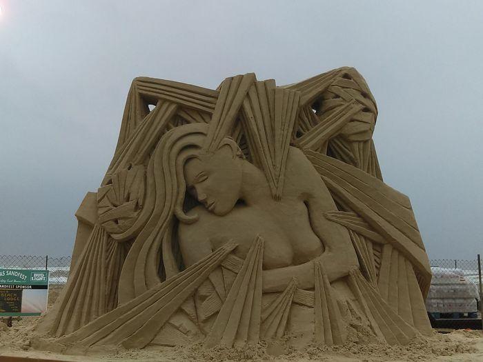 My Favorite Photo Texas SandFest 2016 Sand Sculptures Public Art Large View