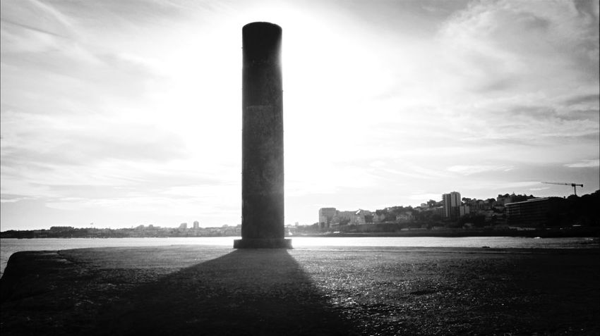 the column.. The Column Supernormal Love To Take Photos :)  EyeEm Black&white!