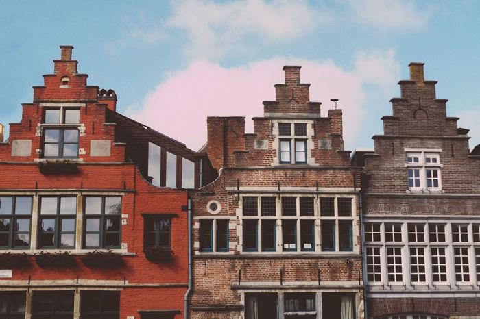 Architecture Architecture Belgium Built Structure Flemish Flemish Architecture Gent Ghent Ghent,Belgium Ghentstagram Roof