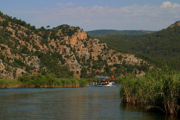 Dalyan River in