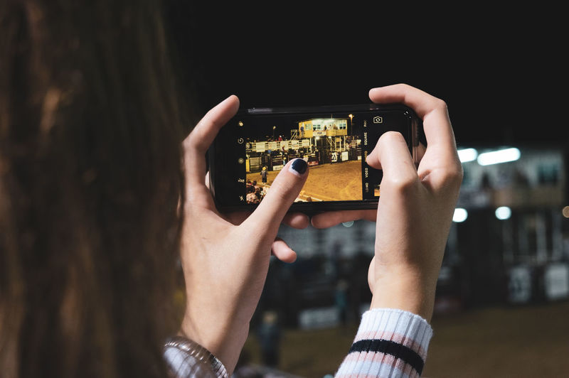 Taking pictures Camera Picture EyeEm Best Shots Girl Rodeo Technology Tech Humanity Meets Technology Human Hand Men Portable Information Device Exercising Sport Close-up Cellphone Smart Phone Taking  Mobile Phone Screen Using Phone Selfie Using My Best Photo