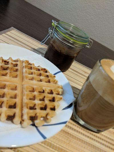 Waffle Coffee