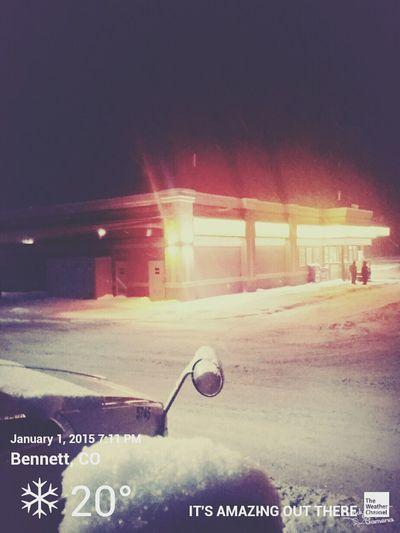 Cold Days Colorado Snow Snow ❄ Colorado