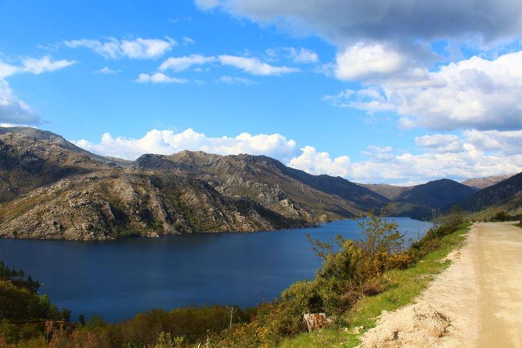 Nature Photography Lake VilarinhodasFurnas