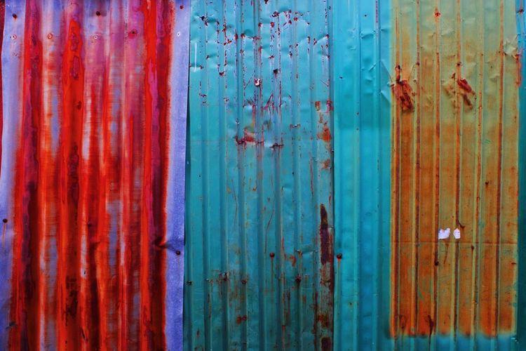 Rust Abstract Rust Color Zinc Rust On The Zinc Zinc Colors ใน Thailand