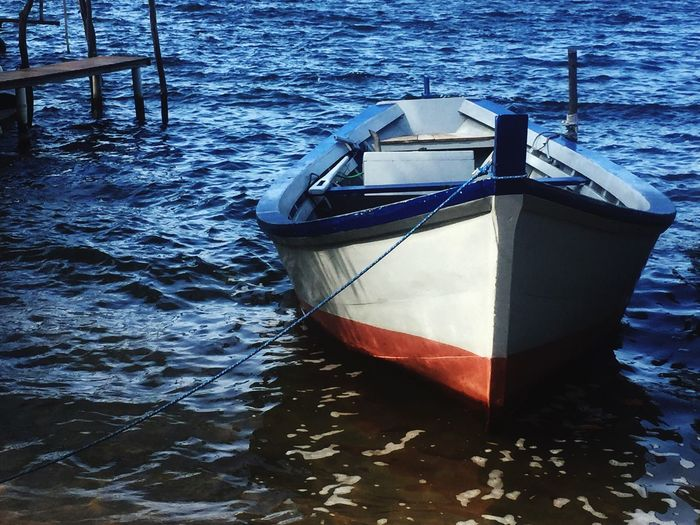 Boat Nautical Lagoon Spring Water Sunny Sunny Day Calm Chill Brazil Florianópolis Lagoa Da Conceição Weekend