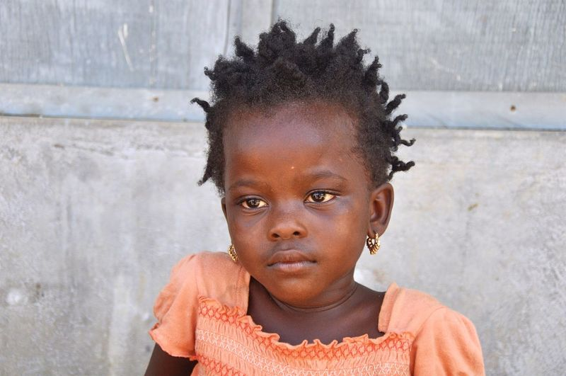 African Faces Of Africa Ghana Happy Innocence Innocent African Beauty Child Childhood Close-up Cute Dreadlocks Girl Headshot Human Face Little Girl One Person Portrait Portrait Of A Girl Real People