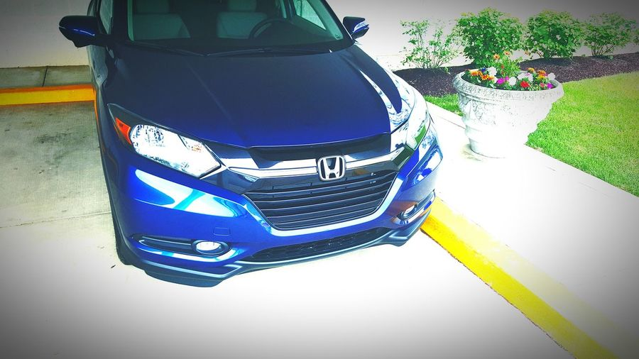 Here is the first hrv i saw Martinhonda
