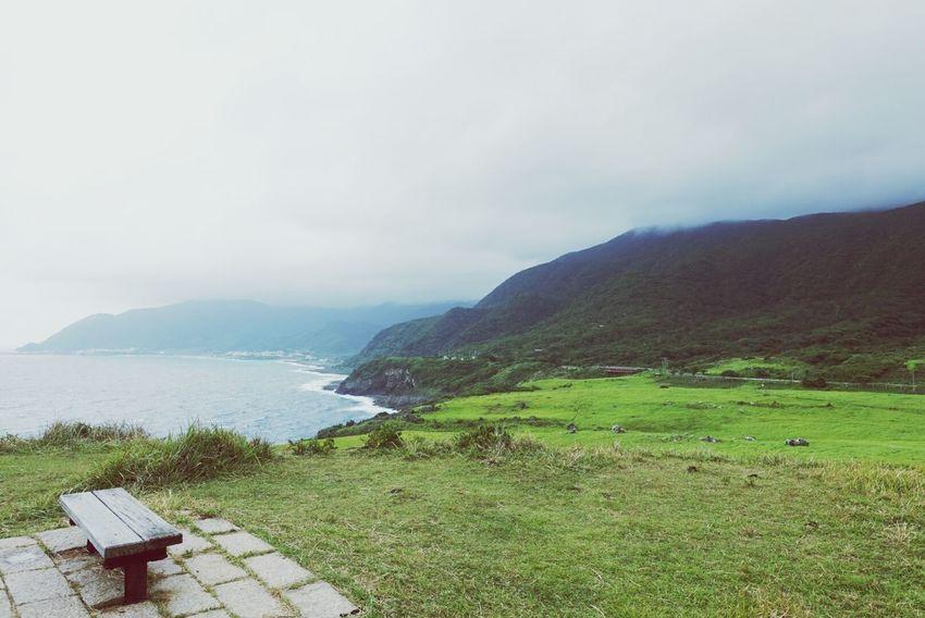 Mountain View Lanyu Taitung,taiwan