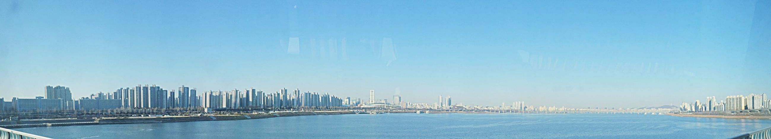 Han River Seoul Suny Day OpenEdit Hi!