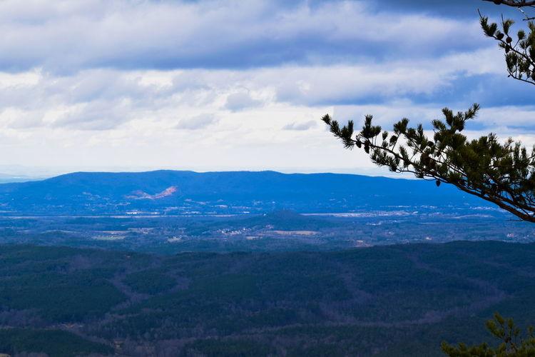 Mt. Cheaha State Park, Alabama Alabama Alabama Outdoors Alabama Parks Beauty In Nature Cloud - Sky Cloudy Day Mountain Mountain Range Mt. Cheaha Nature Non Urban Scene Outdoor Alabama Outdoor Photography Outdoors Scenics Sky Tranquil Scenein Mt.Cheaha , Alabama