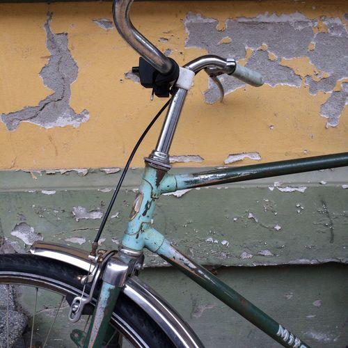 Worn out Bikesaroundtheworld KTV Bikes Bicycles Rostock