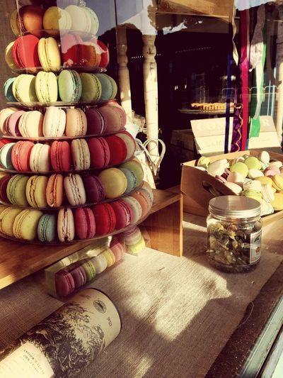 Macarons Sweet