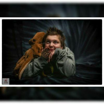 Handkiss Portrait Portrait Photography Minime Adorable Teenager