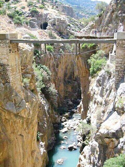 EyeEm Nature Lover ArdalesHello World Ardales Spain Caminito Del Rey Malaga Montañas❤ Spain ✈️🇪🇸 Mountain España🇪🇸 Spain, Andalucia, Malaga España Puente Bridge Puentes