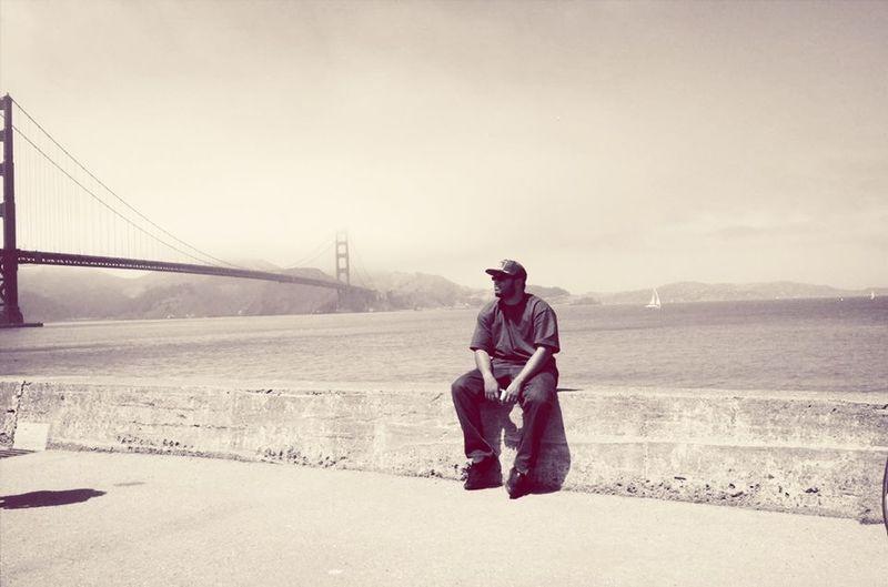 San Francisco Golden Gate Bridge My Boyfriend ❤ Photography