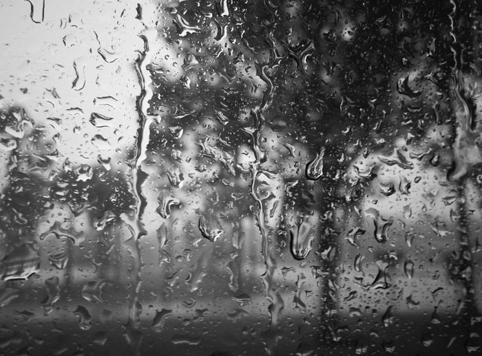 Summer rain drops on my window Black And White Rainy Days Rain Water Drops Summer Window Florida Rainy Days☔ Rainy Season