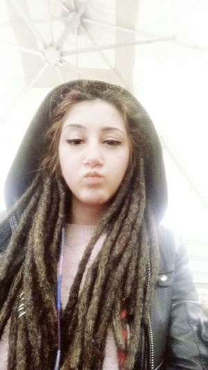 Monkey Dreadlocks Cold Days Dreadgirl