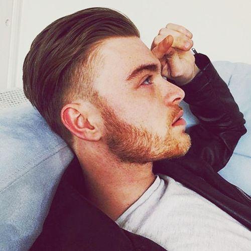 He is so beautiful Viner Harlock