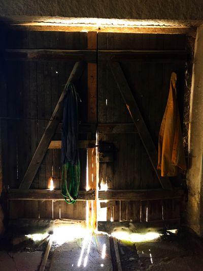 After work has been finished. Door Werkstatt Lostplaces Fichtelgebirge