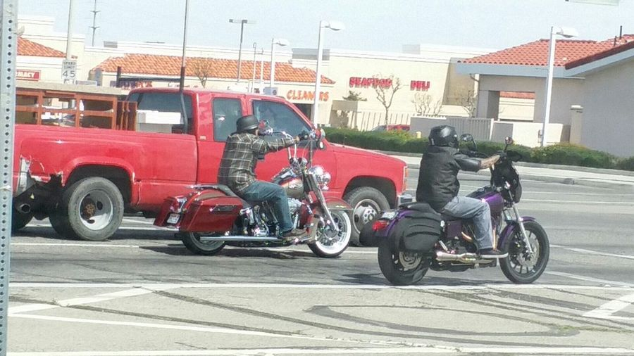 Cool Motorcycle Riders
