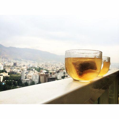 Good Morning Tea Escaping Relaxing
