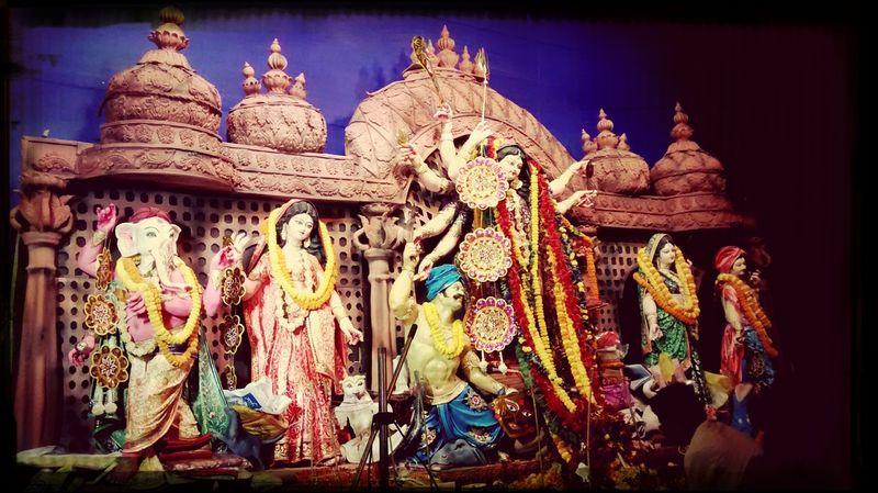 Durgapujo Calcutta Home