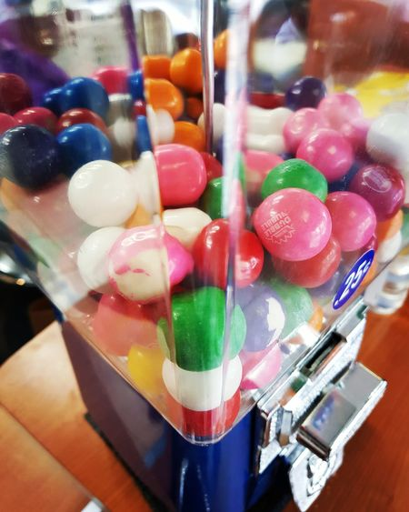 Multi Colored Gelatin Dessert Candy Variation Close-up Sweet Food Food And Drink Candy Store
