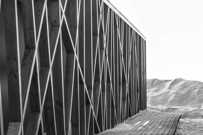 Blackandwhite Black & White High Contrast High Contrast Bnw Blackandwhite Photography Portugal Close-up No People Statue Sand Beach Tranquil Scene Life Wood Wooden Texture Wooden Barn Wall Padron Architecture
