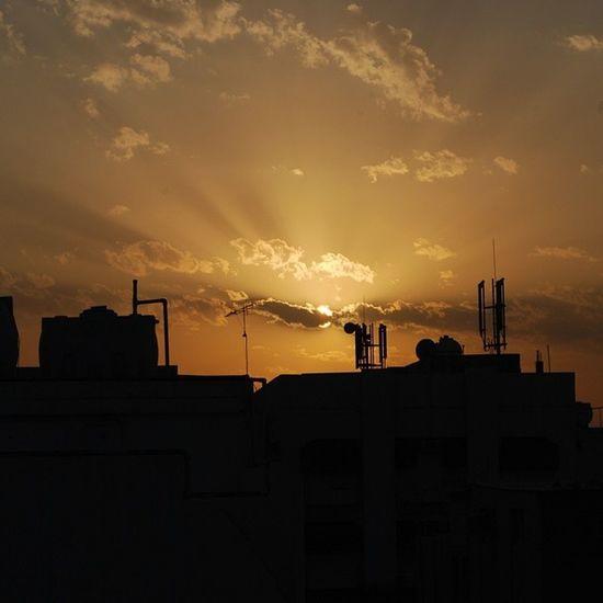الغروب The_sunset Pic تصويري