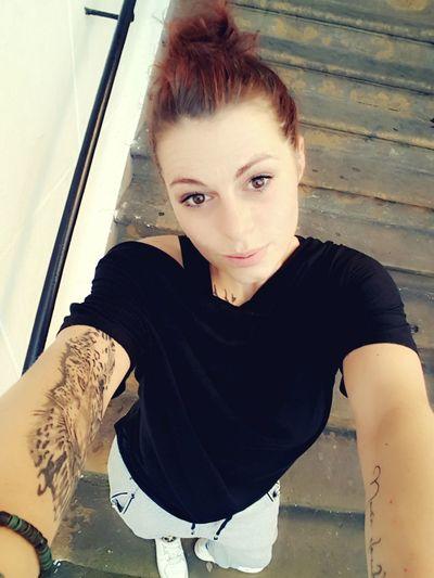Tattoo Enjoying