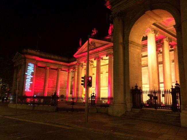 Defo Ireland!! Ireland all the way!! Light And Shadow Nightphotography Lights Dublin