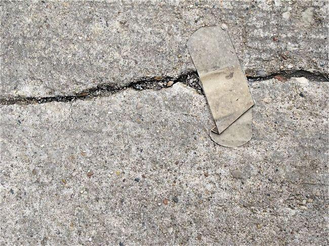 Sick Crack. Urban Street Band Aid Heal The World