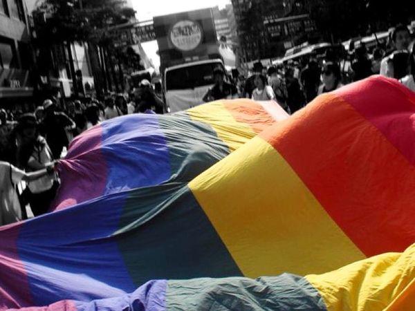 2015 퀴어문화축제 KQCF Seoul South Korea Lgbt Rainbowflag Canon40d