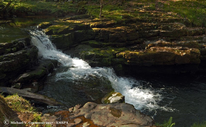 Sgwl Ddwli Uchaf - Waterfall Country near Neath, South Wales. Afon Nedd Fach Beauty In Nature Brecon Beacons National Park Forestry Landscape National Parks Nature Olympus Outdoors Sgwd Ddwli Uchaf Upper River Neath Wales Waterfall #water #landscape #nature #beautiful Waterfalls And Calming Views