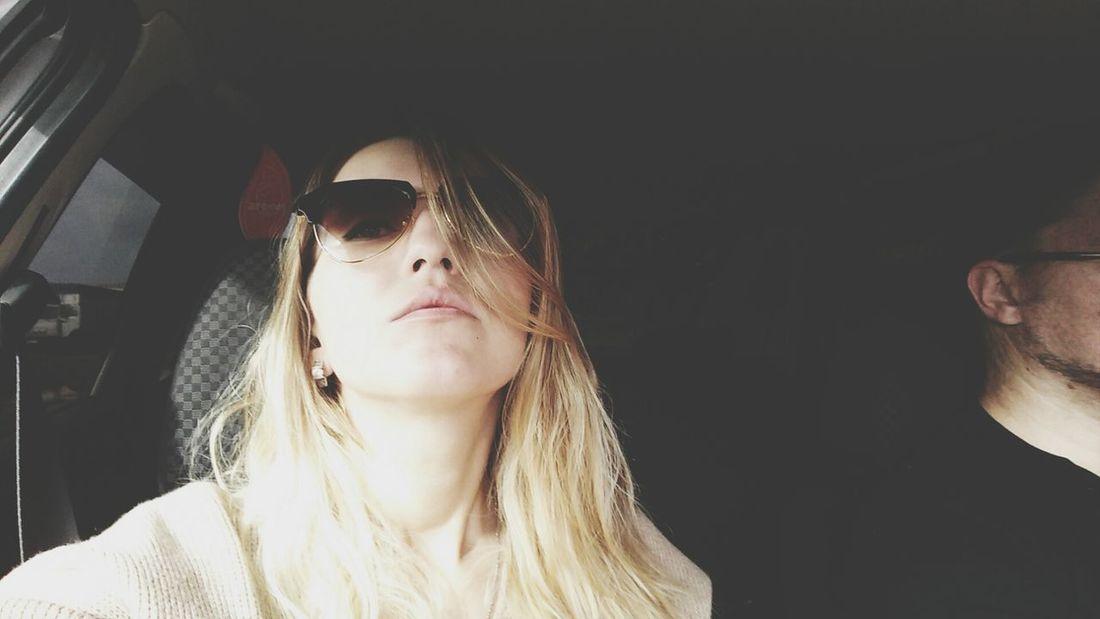 Blonde Glasses Selfies! Selfietime Selfie✌ Selfie ♥ Selfie ✌ Girl Selfie Selfie :)